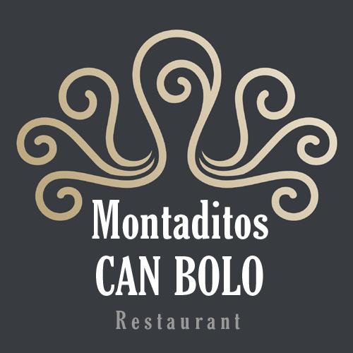 Los Montaditos Can Bolo Logo